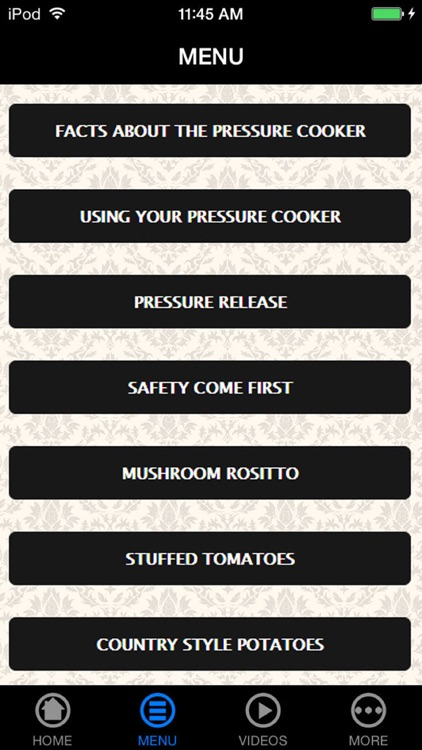 10 Ways to Reinvent Your Pressure Cooker Recipes Cookbook screenshot-4