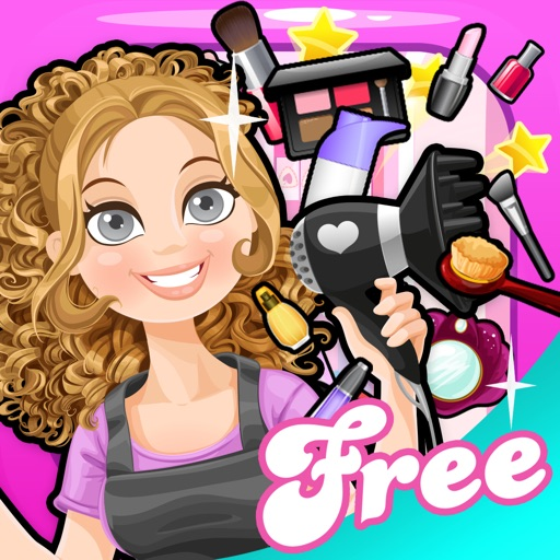 Fashion Salon Disaster: Messy Beauty Parlor and Spa - Find the Missing Object Puzzle Game