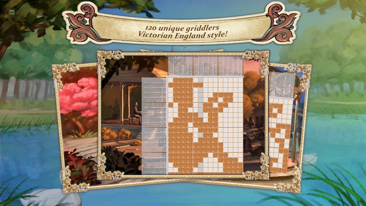 Griddlers Victorian Picnic HD Free