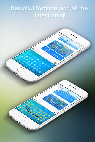 VideoKeys Pro - Set Video backgrounds, Animate and customise your keyboard screenshot 2