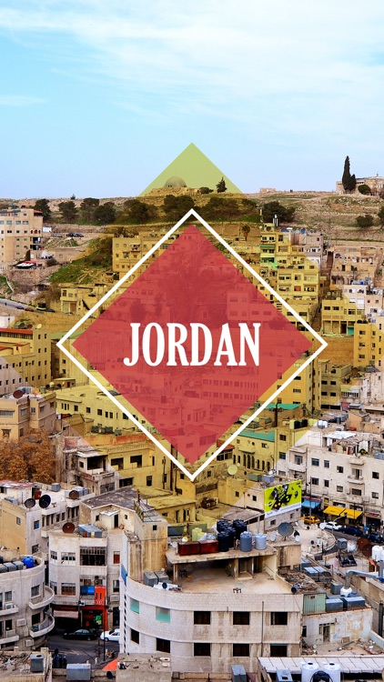 Jordan Tourist Guide screenshot-0