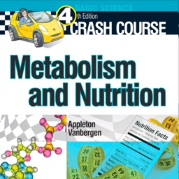 Crash Course: Metabolism and Nutrition, 4th Edition