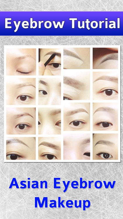Eye Eyebrow Makeup Tutorials