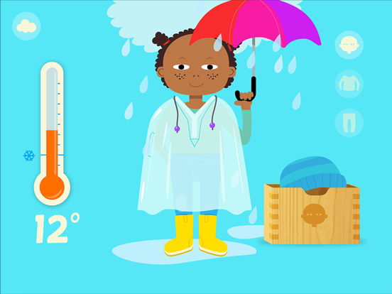 わたしの天気 -子供のための気象学のおすすめ画像1
