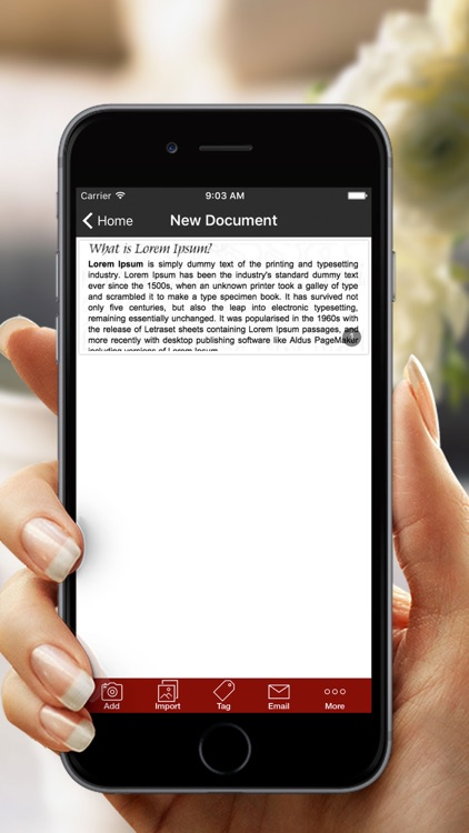 Doc Scanner+ - OCR and PDF Document Scanner, Convert PDF to Text screenshot-3