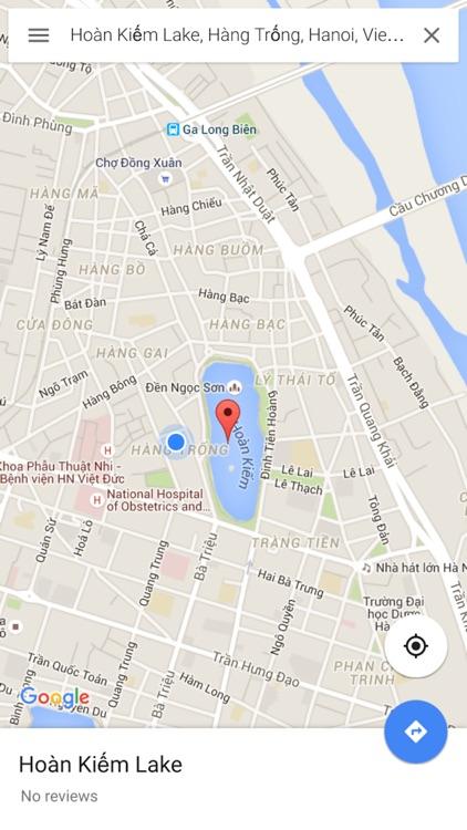 MapInViet - for Google Maps, bản đồ cho người Việt