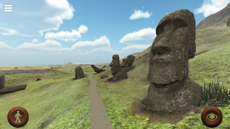 Rapanui 3D: outside Rano Raraku crater in Easter Island to explore the Moais screenshot-0