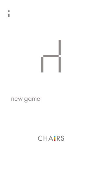 脱出ゲーム「椅子」紹介画像1