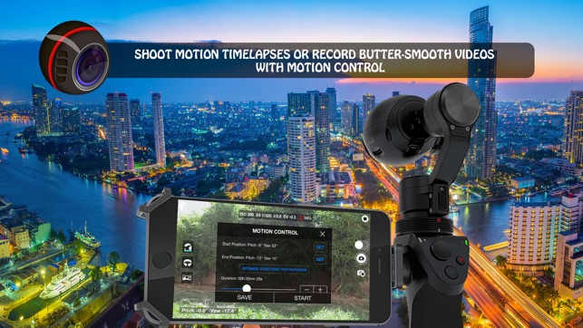 ac975a989c2 Litchi for DJI Osmo on the App Store
