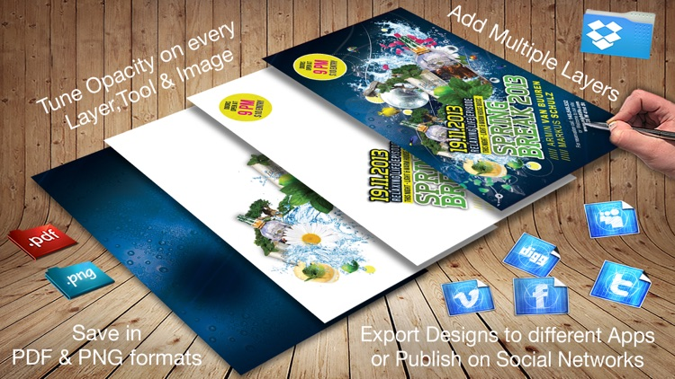 Design & Flyer Creator - Make Designs and Posters screenshot-3