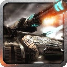 坦克武装 : 全团突击碾压据点,征服世界