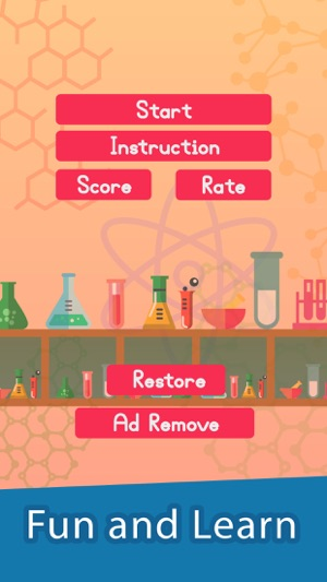 2048 in periodic table a chemistry puzzle game on the app store urtaz Gallery
