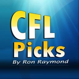 CFL Picks by Ron raymond