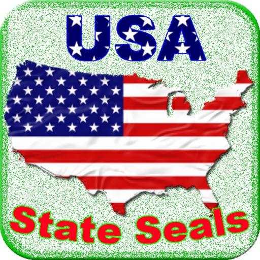 Master USA State Seals