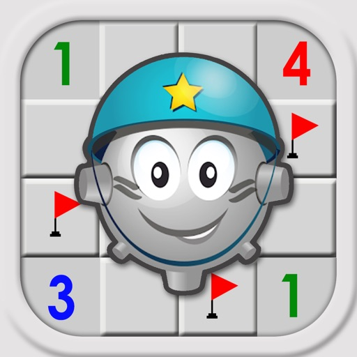 Minesweeper Full HD - Classic Deluxe Free Games iOS App