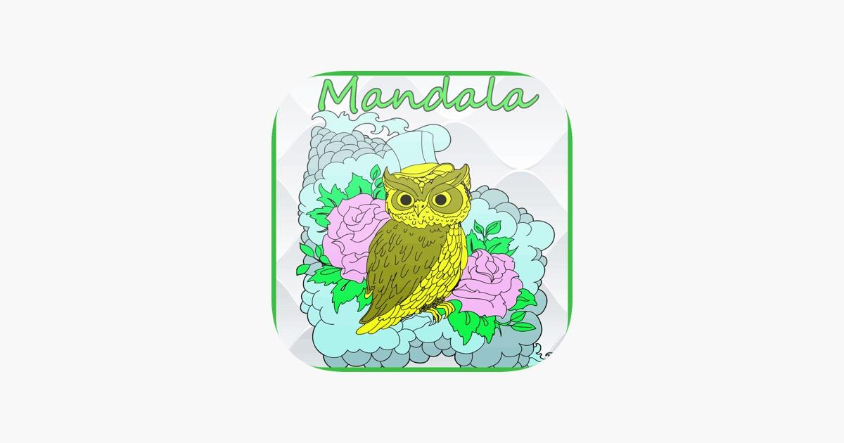 Mandala Malvorlagen Für Erwachsene : Beste Farbtherapie ...