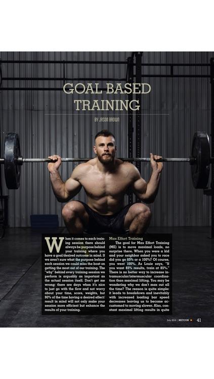 Metcon Magazine screenshot-4