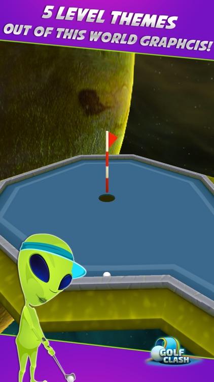 Putt Putt Go! Multiplater Golf Game screenshot-3