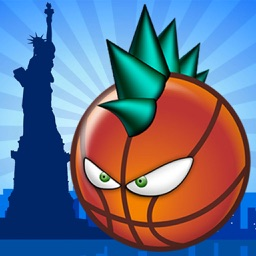 Real Stars Hoops Slam Showdown - Funny BasketBall by Macaw Moon