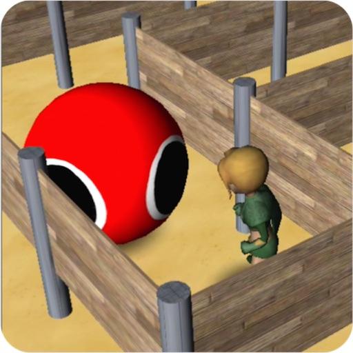 3D Maze Robo FREE