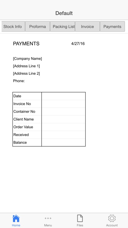 Business Order screenshot-4