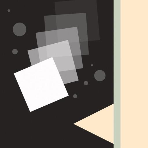 Square Jump Rush: Escape the Dark Pro