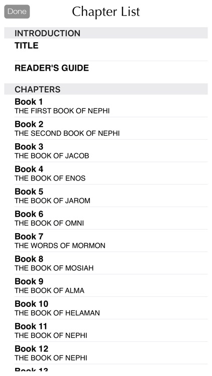 Mormon's Book screenshot-3