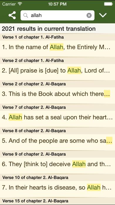 alQuranのおすすめ画像3