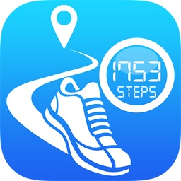 Pedometer Step Counter & Walking Tracker