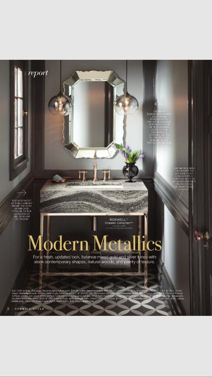 Cambria Style Magazine screenshot-3