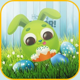 easter bunny eggs match - fun free the matching easter games
