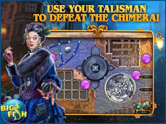Chimeras: The Signs of Prophecy - A Hidden Object Adventure (Full)のおすすめ画像3