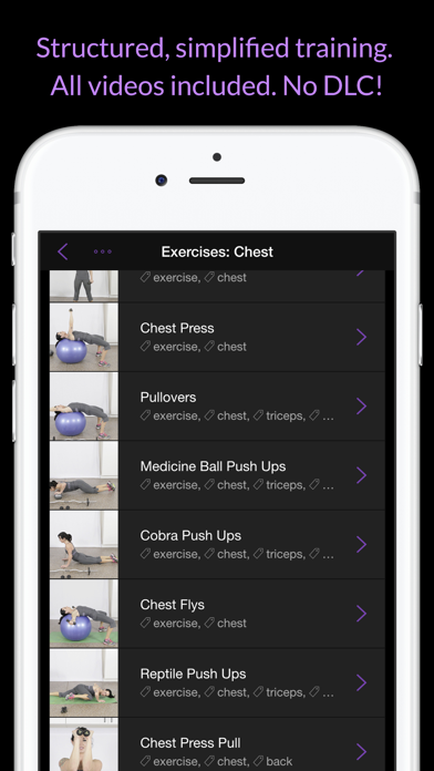 Chest & Back: Women's Home Workout Series screenshot four
