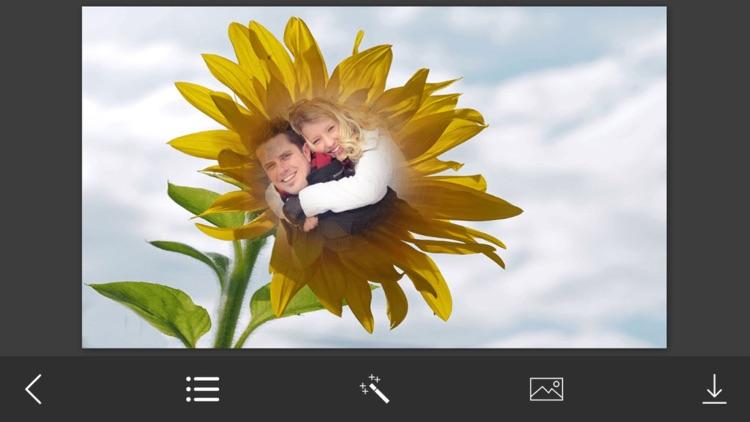 Sunflower Photo Frames - Creative Frames for your photo screenshot-3