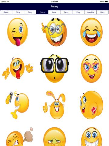 Smileys sexy Text Faces