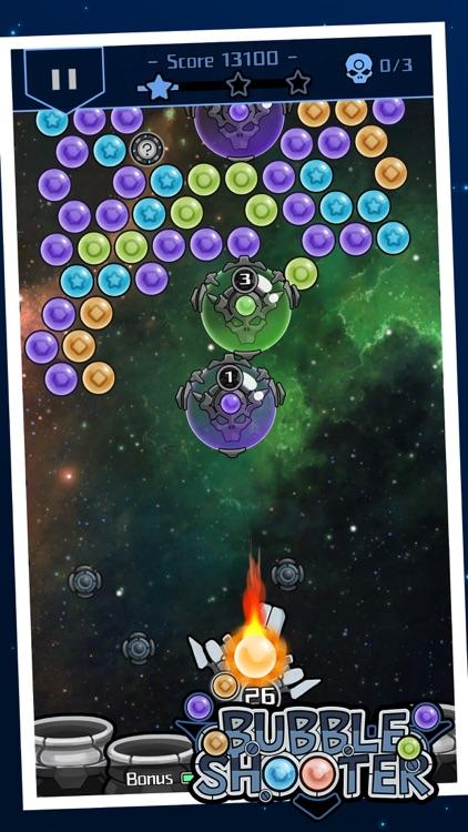 Bubble Shooter MM screenshot-3