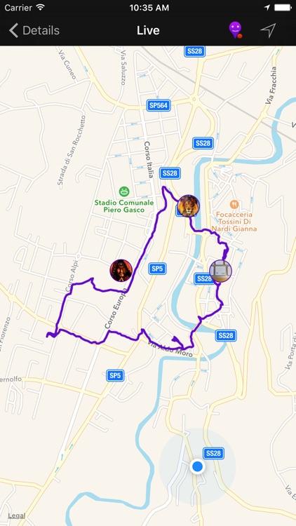 EasyGroups GPS