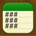 定型文 - 簡単作成&コピー icon