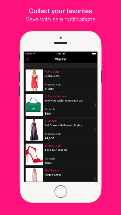 Strawberry - Your Style Finder & Fashion Shopping Assistant screenshot-3