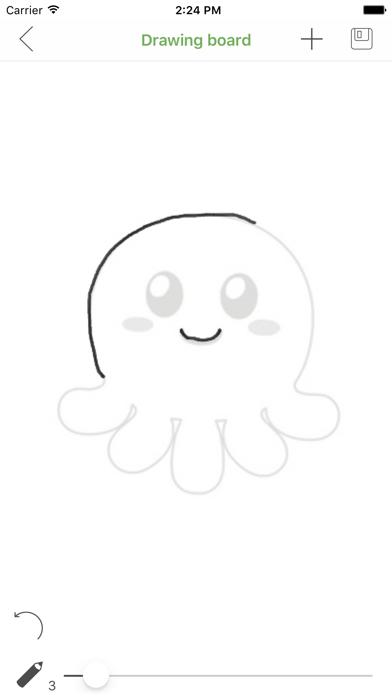 点击获取OneDraw - simple line-drawing Pro