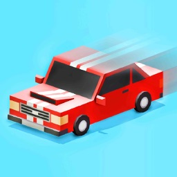 Drifty Dash Pro - Smashy Wanted Crossy Road Rage - with Multiplayer
