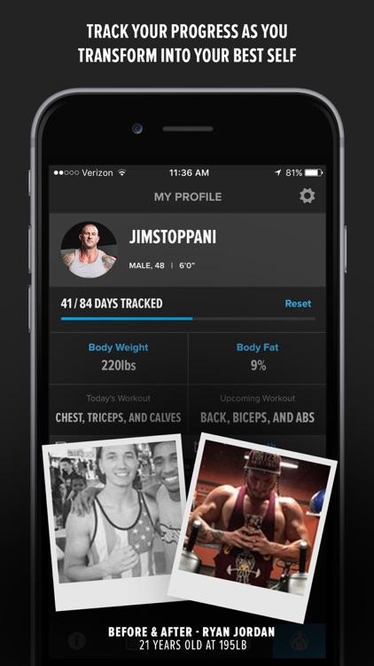 Shortcut to Size Jim Stoppani screenshot-4