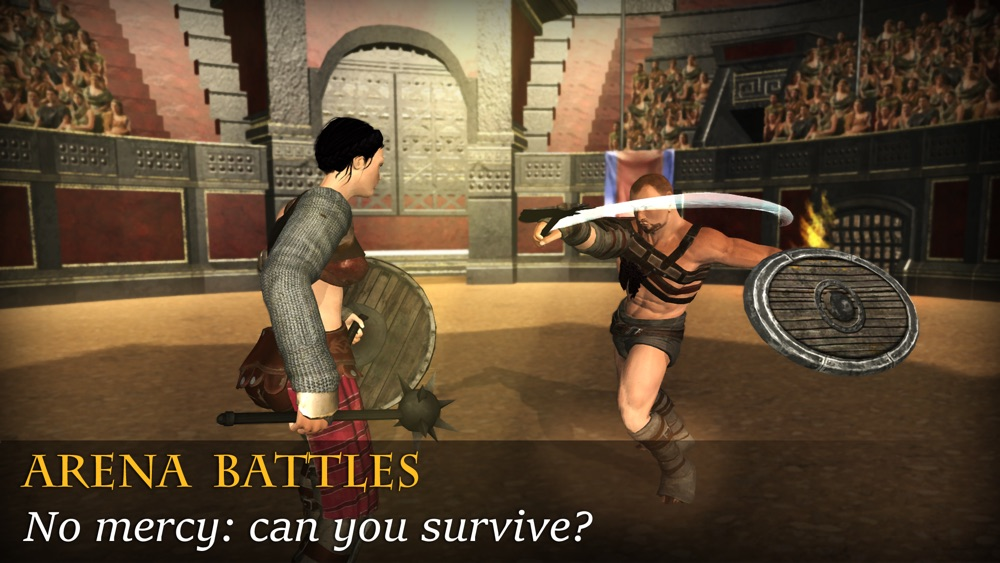 Gladiators: Immortal Glory hack tool