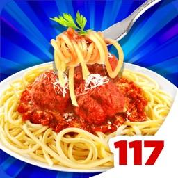 Meatballs Pasta Recipe: Free Food Making Game