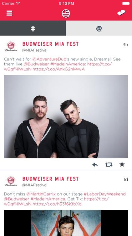 Made In America Festival screenshot-3
