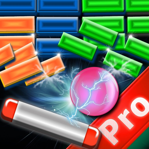 Bricks Breaker Team Pro - Action Game