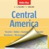Центральная Америка. Туристическая карта.