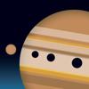 Sky & Telescope Media, LLC - JupiterMoons artwork