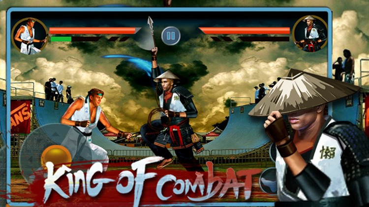 Street King fighter-Free Fighting & boxing games