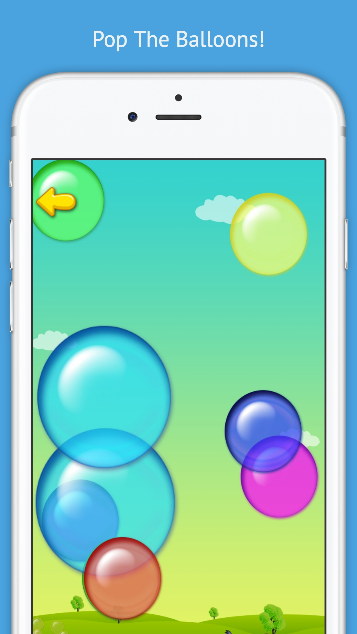 Games for 3 Year Olds Screenshot